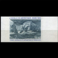 FR.S.& ANTARCT 1984 - Scott# C78 Ice Cap Imperf 2.6f MNH - French Southern And Antarctic Territories (TAAF)