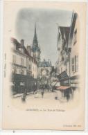 AUXERRE  La Tour De L'Horloge Animée - Auxerre