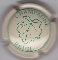 RARE REUIL ECRITURE FINE COTE 10 - Champagne