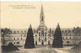 LA SALLE DE VIHIERS - La Communauté - Facade Principale  51 - France