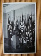 WW II. Deutschland Erwacht Sammelbild Nr. 43, Fahnenhalle Im Braunen Haus In München - Sonstige