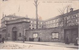 PARIS - INSTITUT  DES  SOURDS-MUETS - Santé, Hôpitaux
