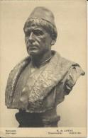 M. De Layens   -  Bouwmeester  -  1420 - 1494;  Beroemde Vlaming - Famous People