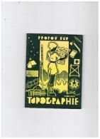SCOUTISME  ORIENTATION  LA TOPOGRAPHIE   1961 - Scoutisme