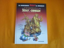 Asterix & Obelix Greek Language Comics Book Hard Cover TA GENETHLIA NEW - Livres, BD, Revues