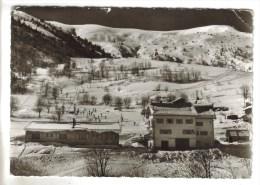 CPSM VALMEINIER (Savoie) - 1450 M Hôtel Les Chamois Et Téleskis - Frankreich