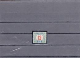 Jugoslawien - Porto - Portomarken