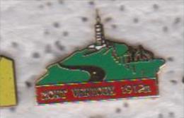 Pin's COL DU TOUR DE FRANCE MONT VENTOUX 1912 Ms - Cyclisme