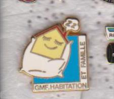 Pin�s   GMF HABITATION ET FAILLE