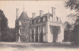 Cp , 41 , NEUVY , Château D'Herbault - Frankreich