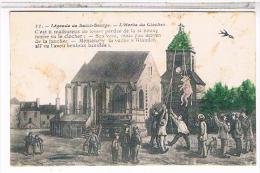 58  LEGENDE  DE  SAINT  SAULGE  L HERBE  DU CLOCHER   N°11  BE - France