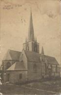 Syngem  -  De Kerk  (licht Beschadigd) - Zingem