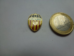 Logo ( No Pin´s ) Football , Club UEFA , Valencia CF , Espagne - Football