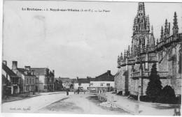 Noyal Sur Vilaine La Place - France
