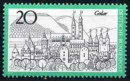 BRD - Michel 704 - ** Postfrisch (A) - Fremdenverkehr Goslar - [7] République Fédérale
