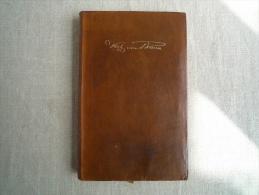 Wilhem Von Braun Samlade Arbeten Hans Levnad Och Skaldskap 1928 Malmo Varldslitteraturens Forlag. 13 Photos. - Books, Magazines, Comics