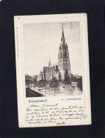54704   Germania,   Dusseldorf,  St.  Petruskirche,  VG 1903 - Duesseldorf