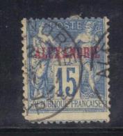 W2900 - ALEXANDRIE , Yvert N. 9 Usato - Alessandria (1899-1931)