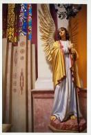 MACAU, Macao, China - Sé Catedral, Imagem Junto Ao Altar  ( 2 Scans ) - Chine