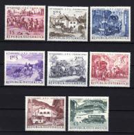 ÖSTERREICH 1964 ** UPU Weltpostverein In Wien - Kompletter Satz MNH - Post