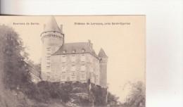 CPA - Environs De SARLAT, Le Château De LAROQUE, Près Saint Cyprien - Sarlat La Caneda