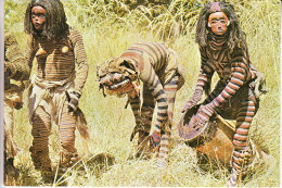 SIMBABWE / RHODESIEN, Makishi Dancers, Ethnic, Völkerkunde - Simbabwe
