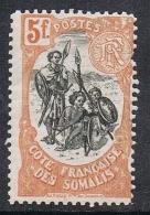 COTE DES SOMALIS N°66a N* - French Somali Coast (1894-1967)