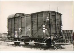 CP Du Museon Di Rodo - N° 696 - NORD Fourgon PV Type Est 1883 - Equipment