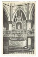 Geel - Ste Dimphnakerk - Aaltaarblad - Geel