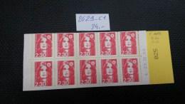 Carnet  N° 2629-C1 Avec Coin Daté, Neuf  ** TTB, à 20 % De La Cote. - Definitives