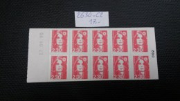 Carnet  N° 2630-C2 Avec Coin Daté, Neuf  ** TTB, à 20 % De La Cote. - Definitives
