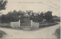 21 -  IS sur TILLE  -   Le Stand   -  Correspondance militaire d'un Poilu - 1915