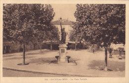 83 / SAINT CYR SUR MER / LA PLACE PORTALES - Saint-Cyr-sur-Mer