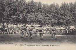 CPA - Arles - Fêtes Provençales D'Arles - Concours De Farandoles - Arles