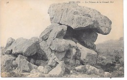 Le DOLMEN De La Grande Noë - MORTAIN - Dolmen & Menhirs