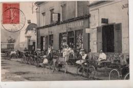 Malnoué Maison Cornet Hotel Du TC F  PUB Meunier Velos Tricycles - France