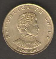 CILE 10 CENTESIMOS 1971 - Cile