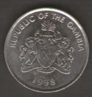 GAMBIA 25 BUTUTS 1998 - Gambia