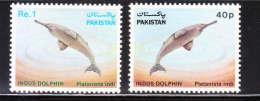 Pakistan 1982 Blind Indus Dolphin Mint