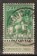 PELLENS Nr. 110 Met PRACHTIGE DEPOTS - RELAIS  Stempel BOUCHAUTE Dd. 8/11/1912 ! Inzet Aan 10 € ! - 1912 Pellens