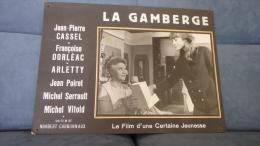 La Gamberge - Le Film D'une Certaine Jeunesse - Publicité Cinématographique