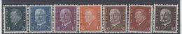 Lot Deutsches Reich Michel No. 415 , 416 , 418 - 422 * ungebraucht