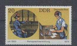 DDR Michel No. 2400 I ** postfrisch