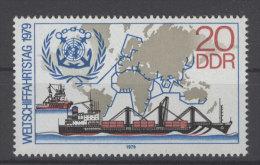 DDR Michel No. 2405 II ** postfrisch