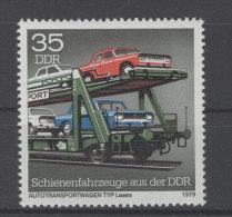 DDR Michel No. 2417 I ** postfrisch