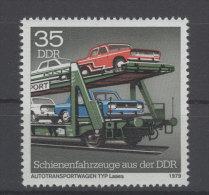 DDR Michel No. 2417 III ** postfrisch