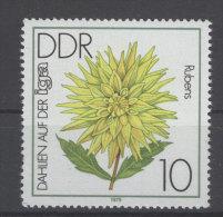 DDR Michel No. 2435 I ** postfrisch