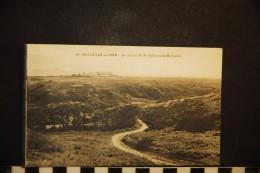 CP, 56, BELLE ILE EN MER Le Vallon De Bortifaouenne Borcastel N°66 Edition J Nozais - Belle Ile En Mer