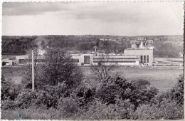 EURVILLE : USINE ISOREL De SAINT DIZIER à CHAMOUILLEY - CARTE VRAIE PHOTO / REAL PHOTO POSTCARD ~ 1950 - '55 (s-316) - France