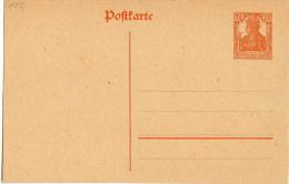 Drittes Reich, Ganzsache 1916 Mi P 110 I * [220615KI] - Entiers Postaux